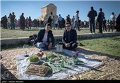Iranians Observe Old Customs to Celebrate Nowruz