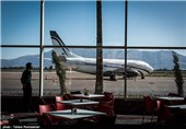 ساخت ترمینال بین المللی فرودگاه شیراز متوقف شد/تذکر کتبی نماینده شیراز به وزیر راه