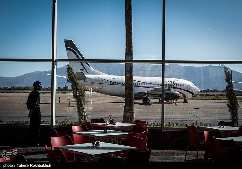 فرودگاه ایلام خبرگزاری تسنیم - مسافر/ فرودگاه شیراز