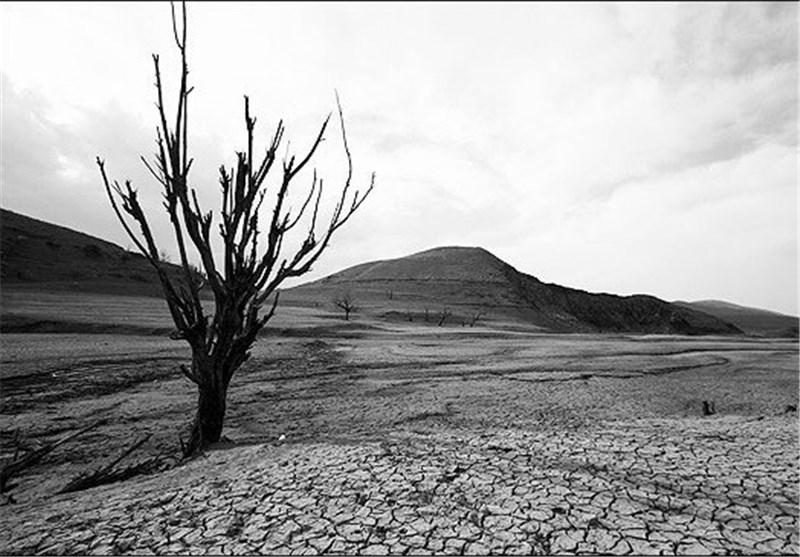 خشکسالی همدان