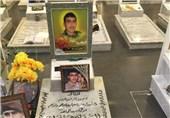 آخرین وداع شهید سید هادی نصرالله با خانواده چگونه بود؟+فیلم