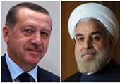 Iranian, Turkish Presidents Discuss Syria, Rafsanjani's Demise