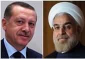 گفتوگوی تلفنی روحانی با اردوغان: انتقام خون شهید فخریزاده حق دولت ایران است