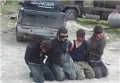 اسارت تروریستهای النصره به دست ارتش سوریه/ پرشدن درمانگاه دیرالزور از اجساد داعش + تصاویر