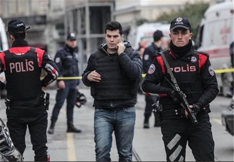 پلیس ترک