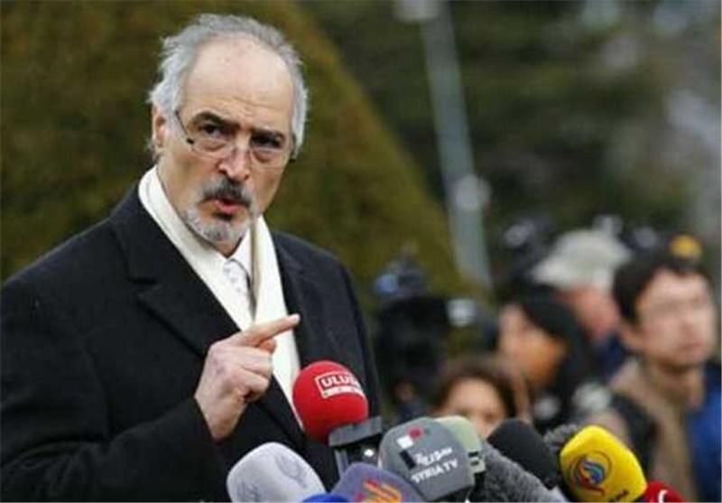 الجعفری: لا حوار مع ترکیا فی آستانة لأنها تنتهک السیادة السوریة