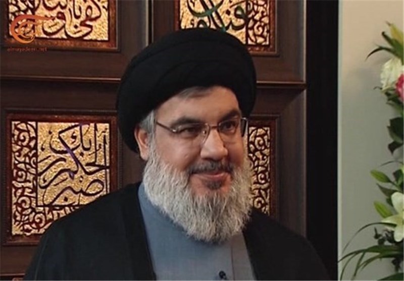 Takfiri Scourge in Iraq, Syria Linked with Israel: Nasrallah
