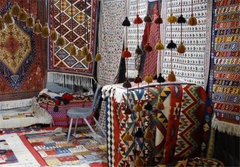 نمایشگاه صنایعدستی در بجنورد افتتاح شد