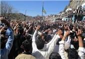 جشن «پرچم گشایی» منسوب امام علی (ع) در «پاراچنار» پاکستان + فیلم و عکس