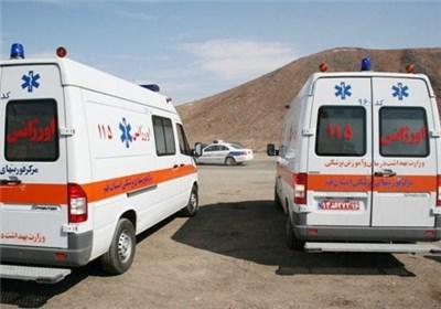 918 مأموریت در پایگاه فوریتهای پزشکی همدان انجام شد