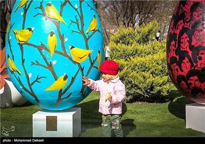 نوروز 1395 در تهران