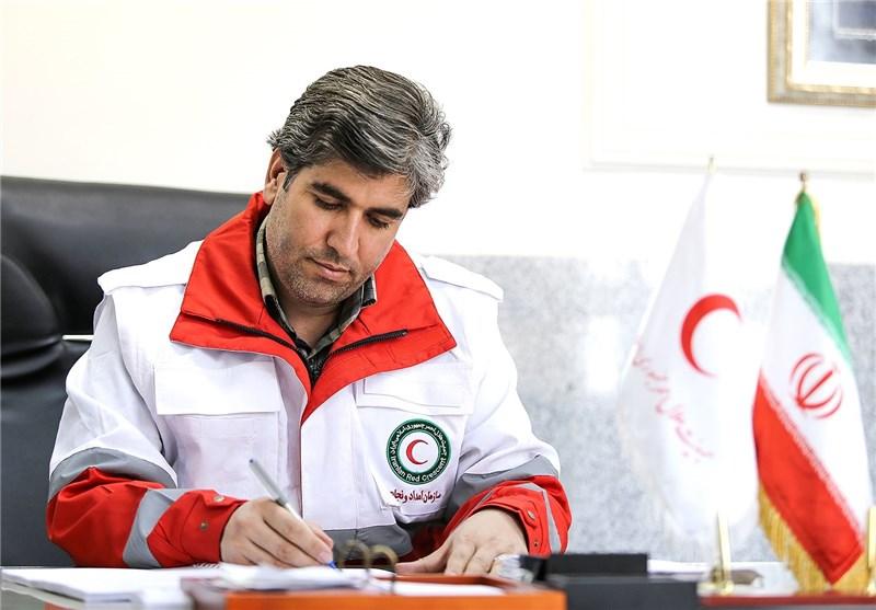 محمدی / هلال احمر استان مرکزی