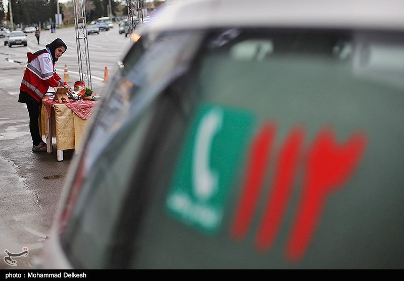 برگزاری مانورهای بهداشتی در سراسر ایران