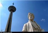 گردشگران نوروزی در برج میلاد