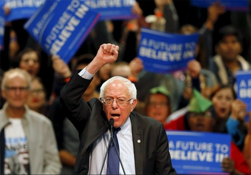 Sanders Presses Clinton as Three Western States Vote Saturday