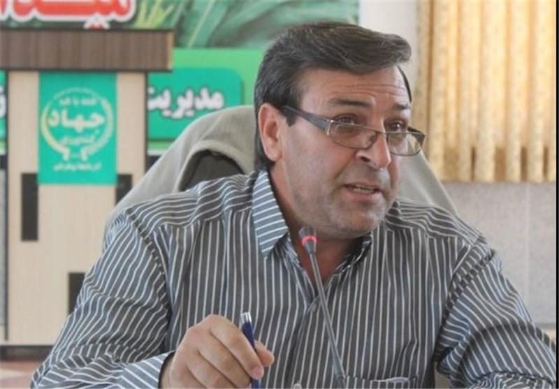 محمد اسدی مدیر جهاد کشاورزی اهر