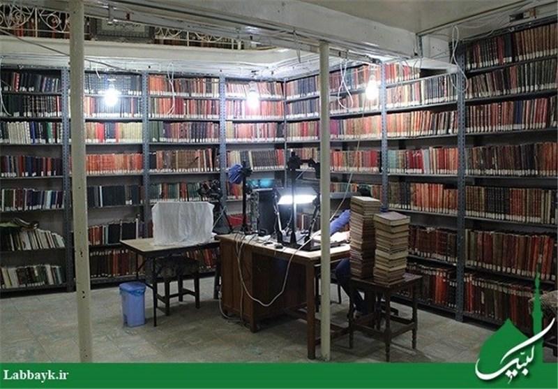 کتابخانه علامه امینی