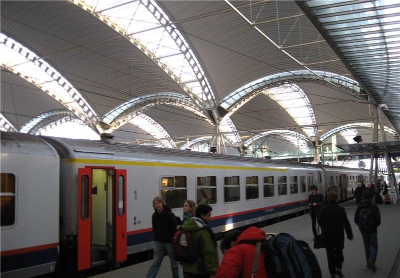ایستگاه قطار بلژیک