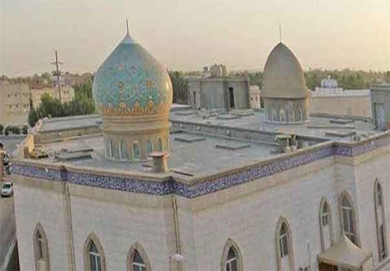 مسجد الرسول الأعظم - الاحساء