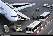 گزارش تخلفات فرودگاه مشهد تهیه شد
