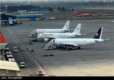 فرودگاه هاشمینژاد مشهد در ایام نوروز