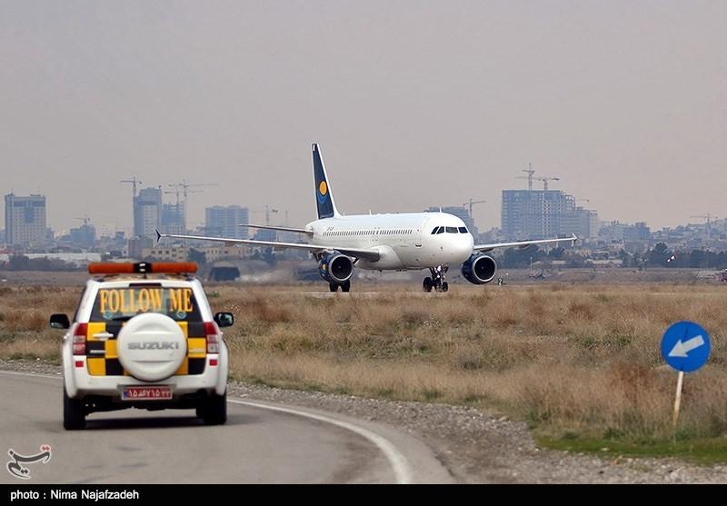 کاهش دید افقی در فرودگاه مشهد؛ پروازهای ورودی فعلاً پذیرش نمیشود