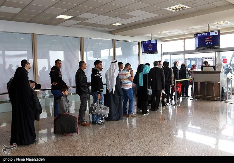 Police Official Hails Security Situation at Iranian Airports