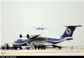 پروازهای خروجی از فرودگاه مشهد در حال انجام است