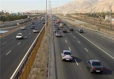 تردد وسایل نقلیه از محورهای مواصلاتی