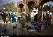 آمار مسافران اسکان یافته در استان کرمانشاه به مرز یک میلیون نفر رسید