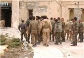 فرار داعشیها از قلعه باستانی؛ قطع راههای کمکرسانی بین القریتین و تدمر+تصاویر