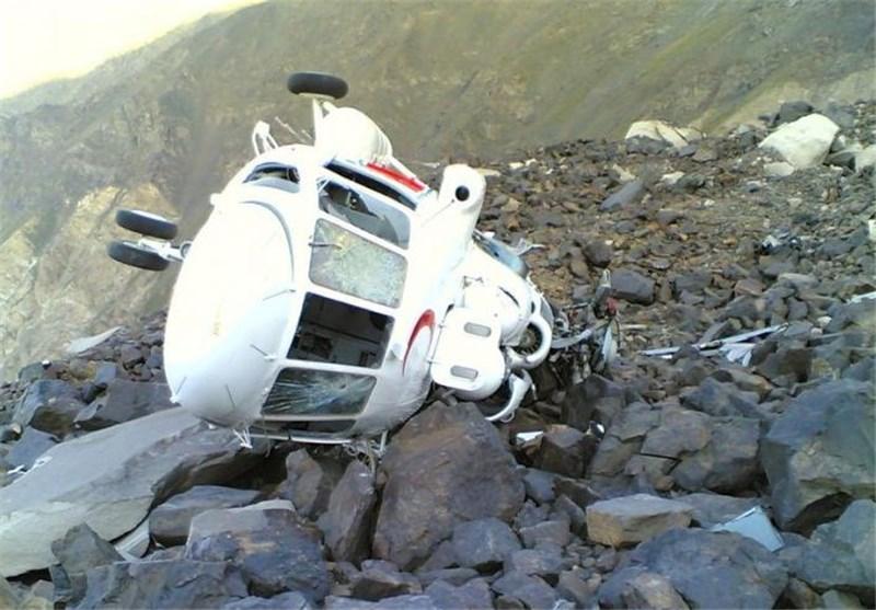 Chopper Crash in Southern Iran Leaves 9 Dead
