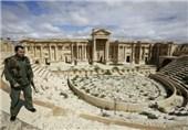 SURİYE ORDUSU ANTİK ŞEHİR PALMİRA'DA KONTROLÜ TAMAMEN ELE GEÇİRDİ