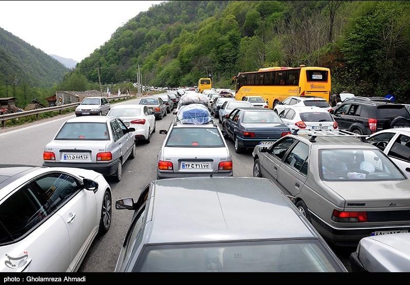 پیشبینی پلیس راه گیلان از افزایش ترافیک در ساعات پایانی امشب؛ مسافران زمان حرکت خود را مدیریت کنند