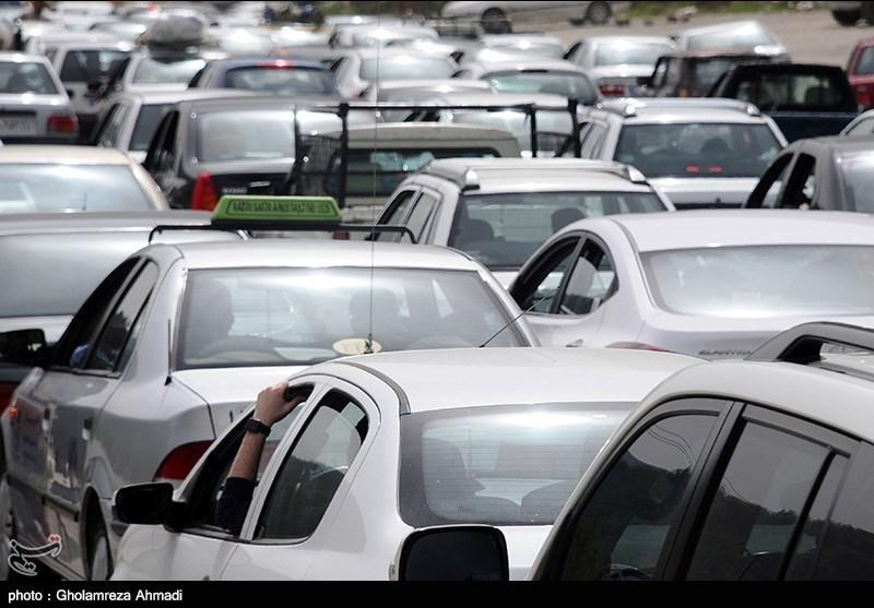 ترافیک جاده هراز