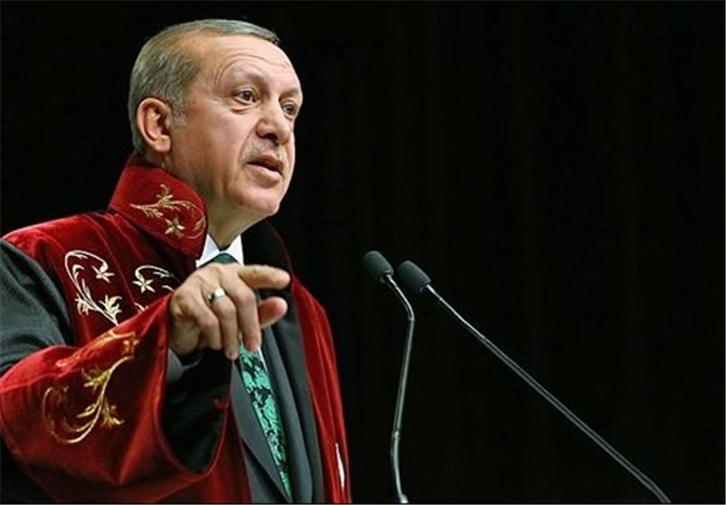 Turkish Leader Erdogan Says Islamophobia on Rise in US