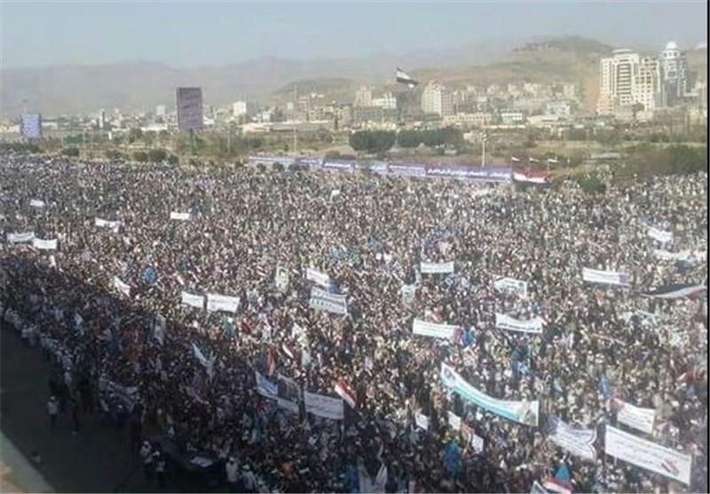 علی عبدالله صالح : نحن وأنصار الله متحالفون ضد عدوان آل سعود