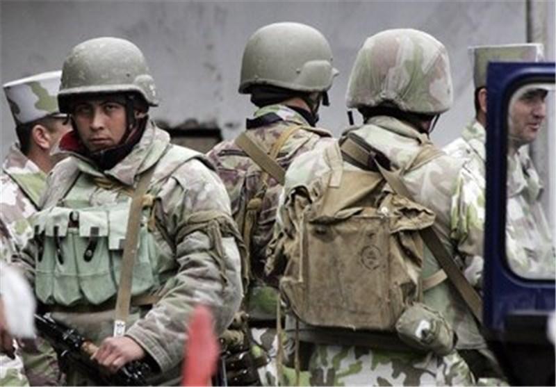 نیروهای مرزی ازبکستان