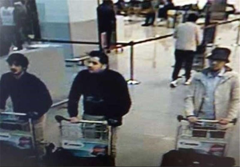 سومین مظنون بمبگذاری فرودگاه بلژیک شناسایی شد