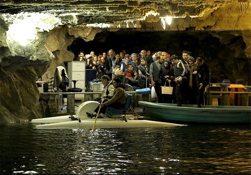 Ali Sadr Cave: The World's Largest Water Cave