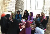 قزوین|گروههای جهادی خواهران بسیجی به روستاهای کمبرخوردار اعزام شدند