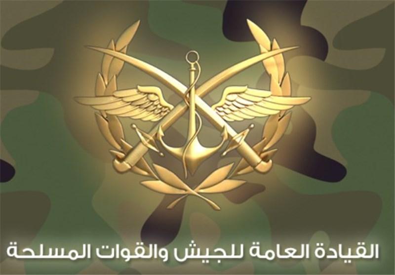 ارتش سوریه رسما از آزادسازی کامل غوطه شرقی دمشق خبر داد