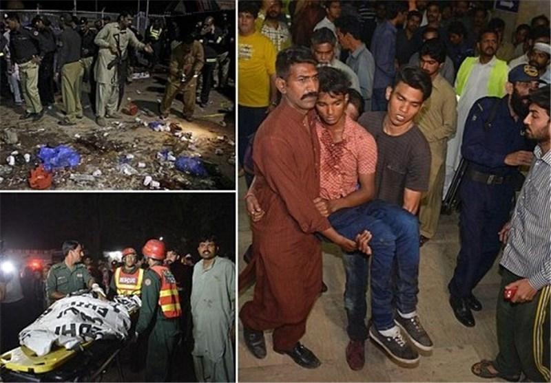 Taliban's Easter Bombing Kills 65 in Pakistan