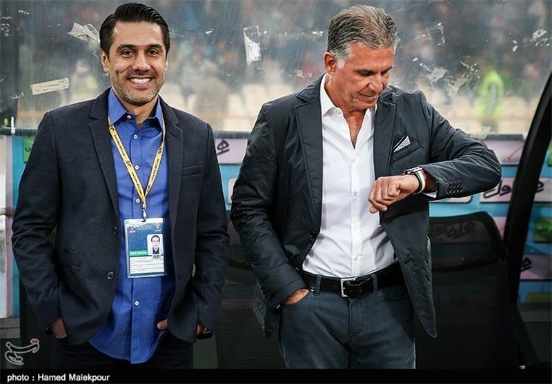 پیروانی: کیروش قهرمان برهم زدن اوقات خوش فوتبال ایران است/ هیچ کشوری پیدا نمیشود پول کلان بدهد و توهین هم بشنود