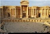Palmira Suriye Ordusunun Kontrolünde