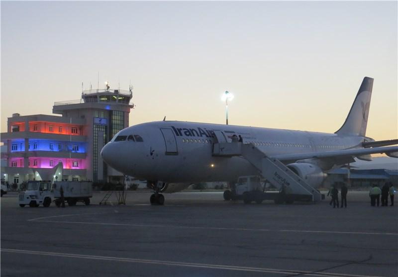 فارس| پرواز مستقیم فرودگاه لارستان به پایتخت «عمان» برقرار میشود