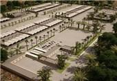پیشرفت 43 درصدی ساخت میدان میوه و ترهبار بندرعباس