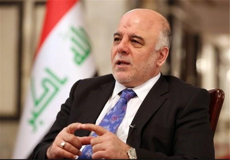 العبادی: العراق فتح أجوائه لمرور الطائرات الروسیة وفق شروط