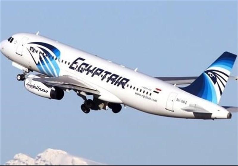 اختطاف طائرة رکاب مصریة ولم یصدر الخاطف ای مطالب بعد