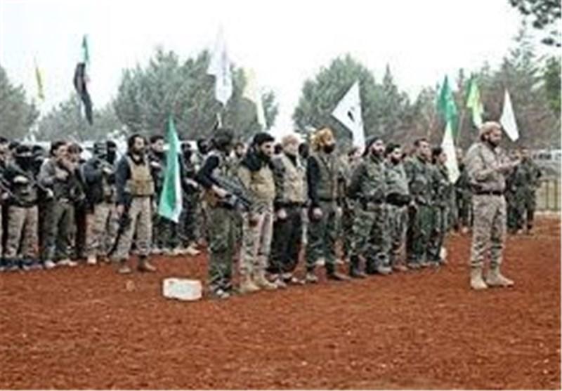اشتباکات بین مرتزقة امریکا فی سوریا